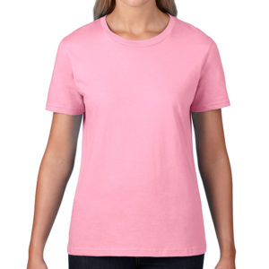 Anvil 880 Charity Pink T- shirt