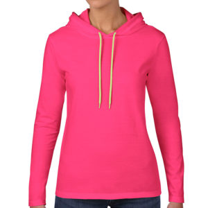 Anvil 887L Hot Pink / Neon Yellow